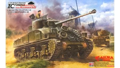 Sherman IC / M4 Composite - ASUKA 35-028 1/35 PREORD