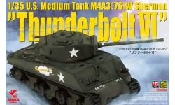 M4A3(76)W, Sherman - ASUKA 35-036 1/35 PREORD