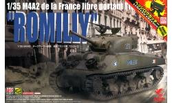 M4A2, Sherman - ASUKA 35-037S 1/35 PREORD