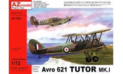 Avro 621 Tutor - AZ MODEL AZ7549 1/72