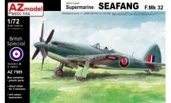 Seafang F.Mk. 32 Supermarine - AZ MODEL AZ7585 1/72