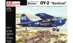 OY-2 Stinson, Sentinel - AZ MODEL AZ7589 1/72