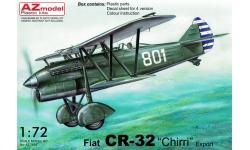 CR.32/bis FIAT, Chirri - AZ MODEL AZ7612 1/72