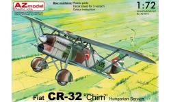 CR.32bis FIAT, Chirri - AZ MODEL AZ7613 1/72