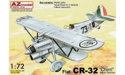 CR.32bis/quater FIAT, Chirri - AZ MODEL AZ7620 1/72