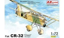 CR.32 FIAT, Chirri - AZ MODEL AZ7621 1/72