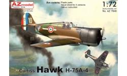 Hawk H75A-4 Curtiss - AZ MODEL AZ7646 1/72