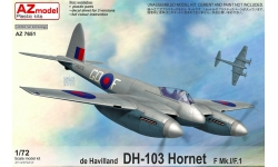 Hornet F.Mk. 1 de Havilland - AZ MODEL AZ7651 1/72