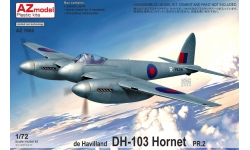 Hornet PR.2 de Havilland - AZ MODEL AZ7652 1/72