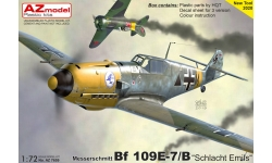 Bf 109E-7 Messerschmitt - AZ MODEL AZ7659 1/72