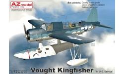 OS2U-3 Vought-Sikorsky, Kingfisher - AZ MODEL AZ7672 1/72