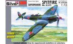 Spitfire Mk IX УТИ Supermarine - AZ MODEL AZS7208 1/72
