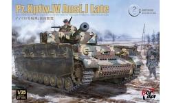 Panzerkampfwagen IV, Sd.Kfz.161/2, Ausf. J, Krupp - BORDER MODEL BT-008 1/35