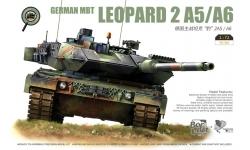 Leopard 2A5/A6, Krauss-Maffei Wegmann - BORDER MODEL TK7201 1/72