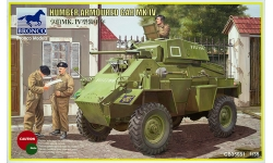 Humber Mk. IV, Rootes Group - BRONCO CB35081 1/35