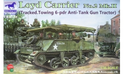 Loyd Carrier No. 2 Mark II, Vivian Loyd & Co - BRONCO CB35188 1/35