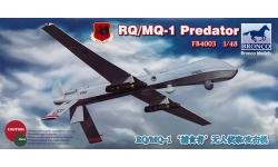 MQ-1A & RQ-1B General Atomics, Predator - BRONCO FB4003 1/48