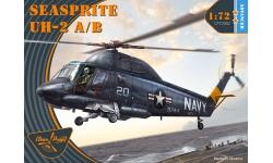 UH-2A/B Kaman, Seasprite - CLEAR PROP CP72002 1/72