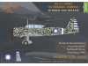 Ki-51 Mitsubishi - CLEAR PROP CP144003 1/144