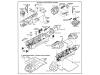Fw 189A-1/2 Focke-Wulf, Uhu. Конверсионный набор (MPM) - CMK 7042 1/72