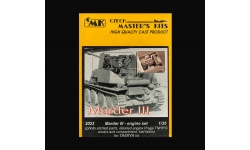 Marder III, Panzerjäger 38(t), Sd.Kfz. 139. Конверсионный набор (TAMIYA) - CMK 3023 1/35