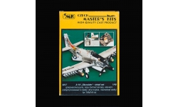 A-1H (AD-6) Douglas, Skyraider. Конверсионный набор (TAMIYA) - CMK 4017 1/48