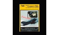 F4U-4 Chance Vought, Corsair. Конверсионный набор (TAMIYA) - CMK 4064 1/48