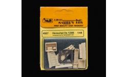 Hs 129B-1/2 Henschel. Конверсионный набор (HASEGAWA) - CMK 4067 1/48