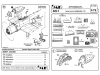 A-1H (AD-6) Douglas, Skyraider. Конверсионный набор (HASEGAWA) - CMK 7050 1/72