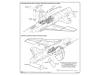 F-8E Vought, Crusader. Конверсионный набор (ACADEMY) - CMK 7097 1/72