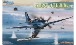 SB2C-4 Curtiss, Helldiver - CYBER-HOBBY 5103 1/72