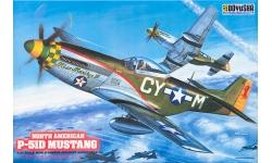 P-51D North American Aviation, Mustang - DOYUSHA 32-MUS-3500 1/32