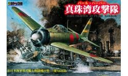 A6M2b Type 21 Mitsubishi - DOYUSHA 32-ZEP-4800 1/32
