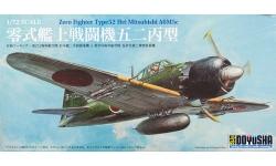 A6M5c Type 52c (Hei) Mitsubishi - DOYUSHA DXB-8-1200 1/72