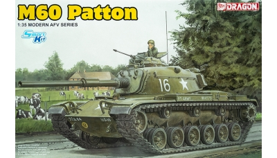 M60 Chrysler Defense Engineering - DRAGON 3553 1/35