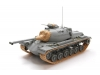 M48A1, Magach 1 & M48A2C, Magach 2, Patton, Chrysler Defense Engineering - DRAGON 3565 1/35