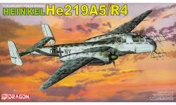He 219A-5 Heinkel, Uhu - DRAGON 5041 1/72