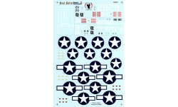 F4U-1/1D Chance Vought, Corsair - EAGLE STRIKE 48085 1/48