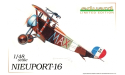 Nieuport 16 - EDUARD 1103 1/48