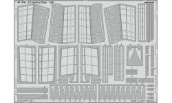 Ил-2 Ильюшин. Закрылки (ЗВЕЗДА) - EDUARD 481042 1/48