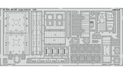 Фототравление для Ми-24П Миль (ЗВЕЗДА) - EDUARD 481057 1/48