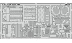 Фототравление для Ми-24П Миль (ЗВЕЗДА) - EDUARD 481058 1/48