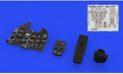 МиГ-21ПФ. Приборная доска (EDUARD) - EDUARD 644096 1/48