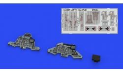 Су-27УБ Сухой. Приборные доски (GREAT WALL HOBBY) - EDUARD 644097 1/48