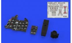 МиГ-21ПФМ. Приборная доска (EDUARD) - EDUARD 644099 1/48