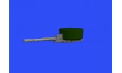 Ми-24ВП Миль. Пушка авиационная ГШ-23Л (ЗВЕЗДА) - EDUARD 648586 1/48