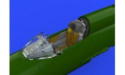 МиГ-21МФ. Конверсионный набор (EDUARD) - EDUARD 672180 1/72