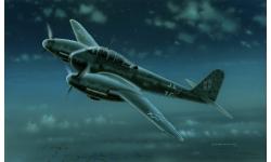 Me 410A-1 & B-1 Messerschmitt - EDUARD 7027 1/72