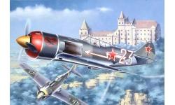 Ла-7 Лавочкин - EDUARD 7062 1/72