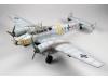 Bf 110E-2 Messerschmitt - EDUARD 7083 1/72